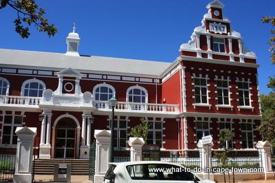 Sasol Art Museum, Stellenbosch, Cape Town Towns, Cape Town