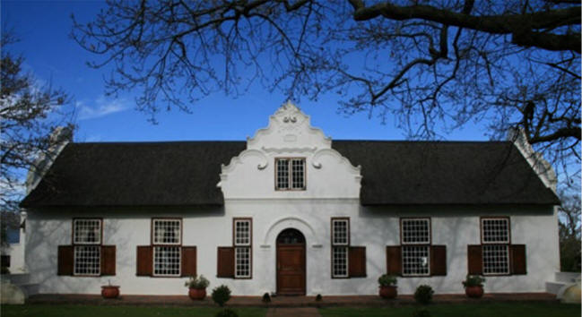 Vredenheim Wine Farm, The Stellenbosch Wine Route, Cape Town