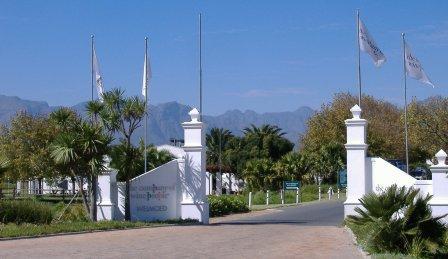 Welmoed Wine Estate, Stellenbosch Wine Route, Cape Town