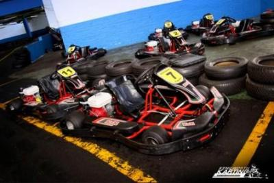 Indoor Karting, Cape Town Kids, Cape Town