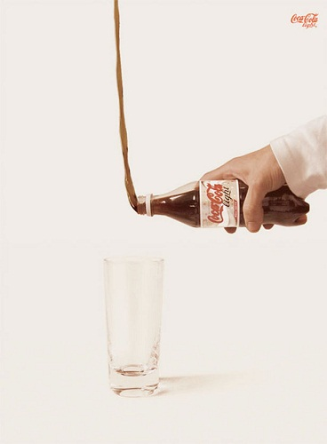 Coca Cola Light Ad