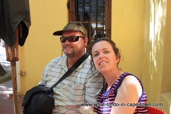 Danny Jacobs, About Me, Cape Town