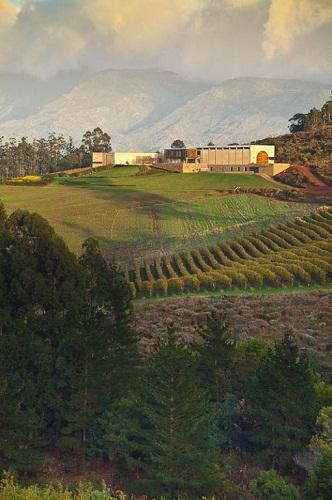 Almenkerk Wine Estate, Elgin Wine Route