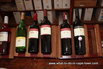 Wine, Altydgedacht Wine Estate, Durbanville Wine Route, Cape Town