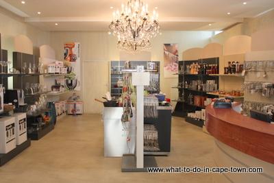 Emporium, Asara Estate, Stellenbosch Wine Route, Cape Town