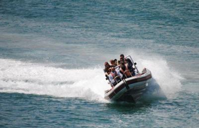 High Speed Boating, Cape Town