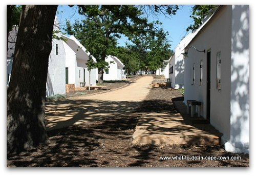 Babylonstoren Accommodation, Paarl Wine Route