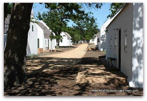 Babylonstoren Accommodation, Paarl Wine Route