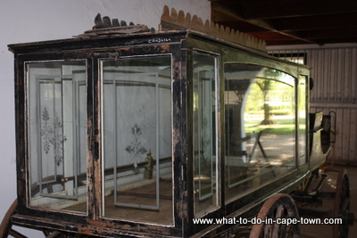 The Carriage Museum, Blaauwklippen Wine Estate, Stellenbosch Wine Route, Cape Town