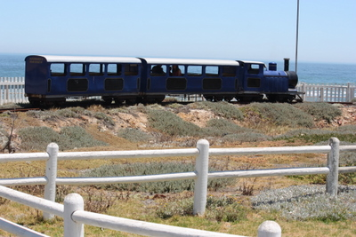 Miniature Blue Train, Cape Town Kids, Cape Town