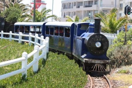 Miniature Blue Train, Cape Town