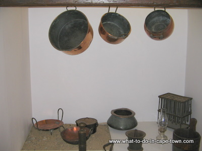 Kitchen, Bo Kaap Museum, Cape Town Culture, Cape Town