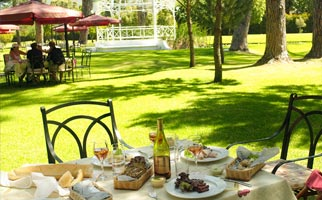 Le Cafe at Boschendal Wine Estate