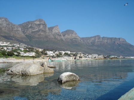 Cape Town Beaches - Camps Bay