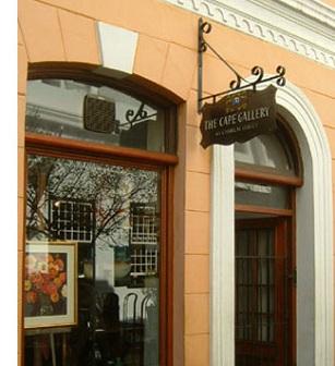 Cape Gallery entrance