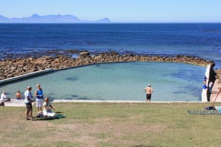 Tidal Pool at Cape Point Nature Reserve