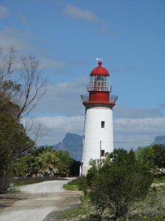 Cape Town Lighthouses - Robben Island