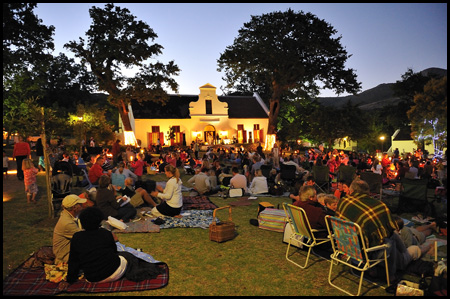 Carols by Candlelight & Lazy Days Christmas Market @ Laborie