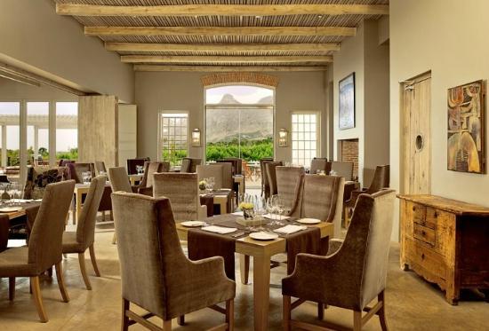 Catharina's Restaurant, Cape Town Restaurants