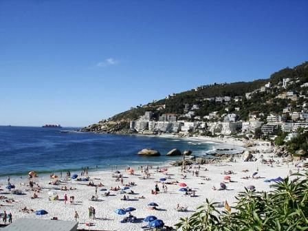 Cape Town Beaches - Clifton