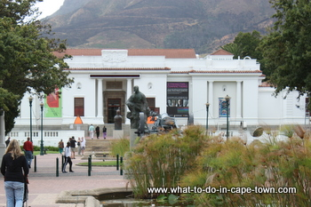 South African National Gallery, Company Garden