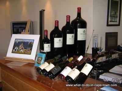 Tasting Centre, De Grendel Wine Estate, Durbanville Wine Route, Cape Town