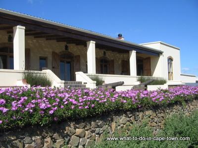 The Cellar, De Grendel Wine Estate, Durbanville Wine Route, Cape Town