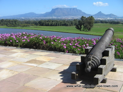 The View, De Grendel Wine Estate, Durbanville Wine Route, Cape Town