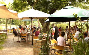 Restaurant at Delheim Wine Estate
