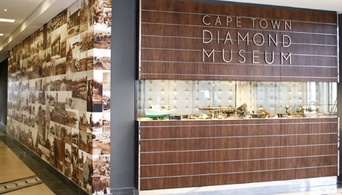 The Cape Town Diamond Museum