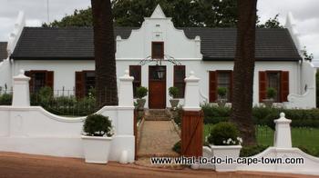 Tasting room, Diemersdal Wine Estate, Cape Town