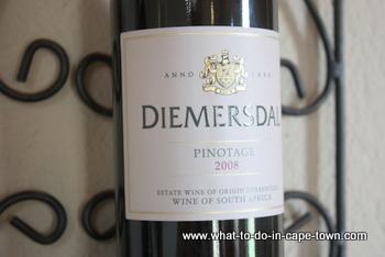 Wine, Diemersdal Wine Estate, Cape Town