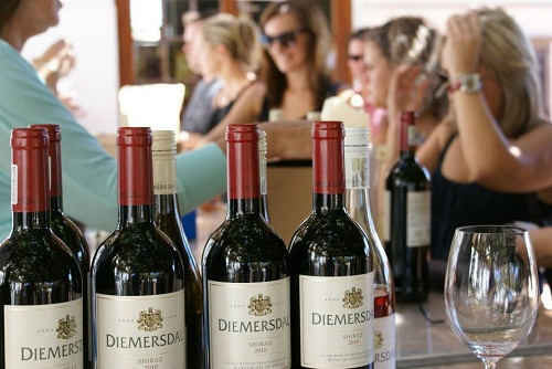 Diemersdal Wines on the Durbanville Wine Route, Cape Winelands