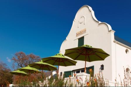 Dornier Wines, Stellenbosch Wine Route, Cape Town