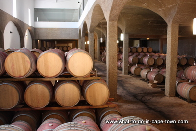 Durbanville Hills Winery, Durbanville Wine Route