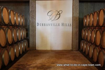 Cellar, Durbanville Hills Cellar, Durbanville Wine Route, Cape Town