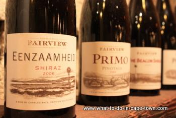 Fairview Estate Wine