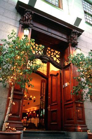 The Five Flies Restaurant, Cape Town Restaurants