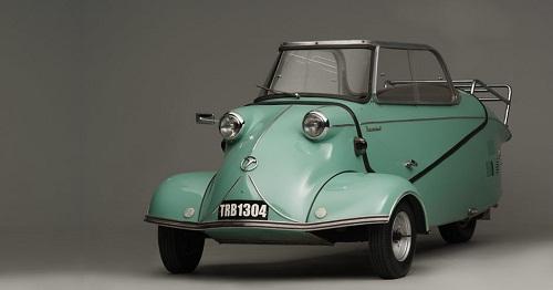 Franschhoek Motor Museum - 1957 MESSERSCHMITT KR200 KABINENROLLER