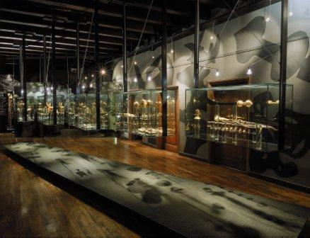 Permanent Exhibition in the Gold of Africa Museum, Cape Town