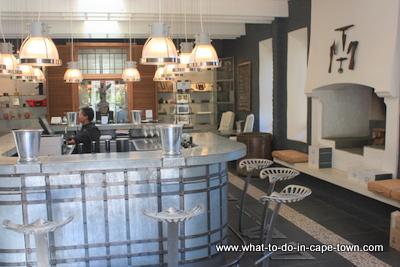 Tasting Room at Grande Provence Estate