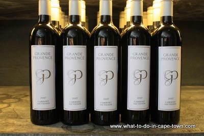 Grande Provence Estate Wine