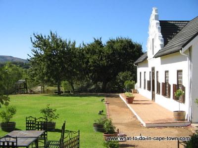 Picnic, Hazendal Wine Estate, Stellenbosch Wine Route, Cape Town