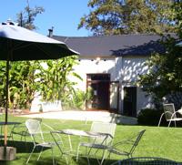 Tea Garden at Helderberg Farm