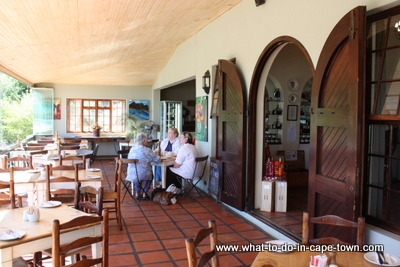Hillcrest Restaurant, Hillcrest Estate, Durbanville Wine Route, Cape Town