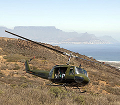 Combat Flying, Cape Town