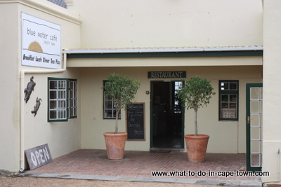 Blue Water Cafe at Imhoff Farm