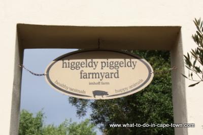 Higgeldy Piggeldy Farmyard at Imhoff Farm