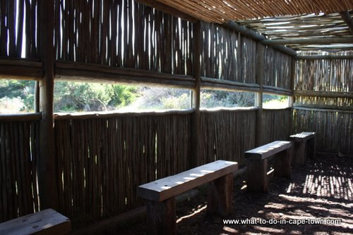 Intaka Island Bird Sanctuary Bird Hide