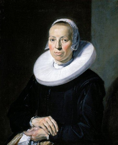 Portrait of a Woman by Frans Hals, The Michaelis Collection, Cape Town